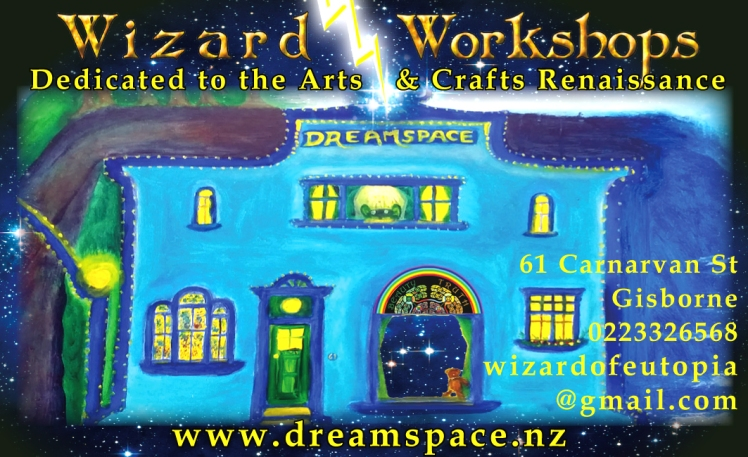 Wizard Workshops business card AA 21 02 19